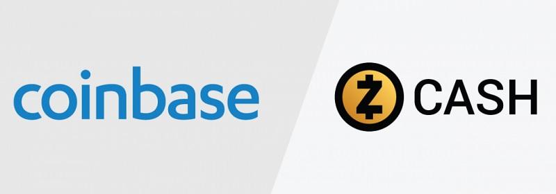 Coinbase и Zcash