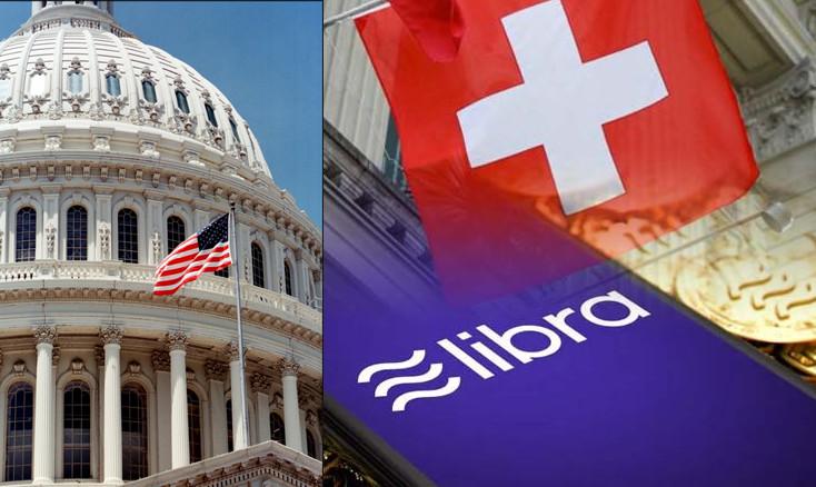 Законодатели США посетят Швейцарию для обсуждения проекта Libra откомпании фейсбук
