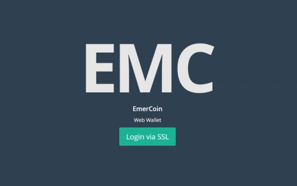 Анонс: серверная версия кошелька EmerCoin с удобным веб-интерфейсом