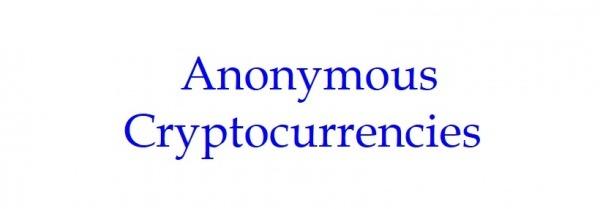 8 анонимных криптовалют, которые нужно знать