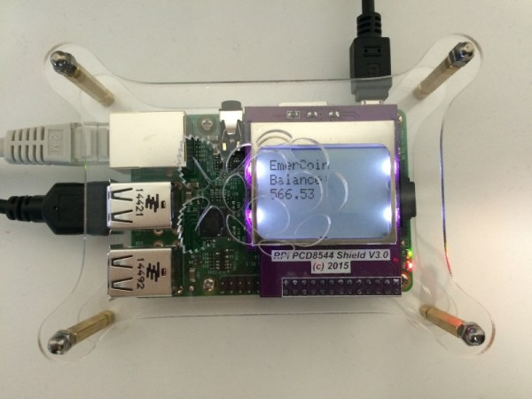 EMC Mining Kit. Запускаем панель управления майнером со встроенным кошельком и другими плюшками