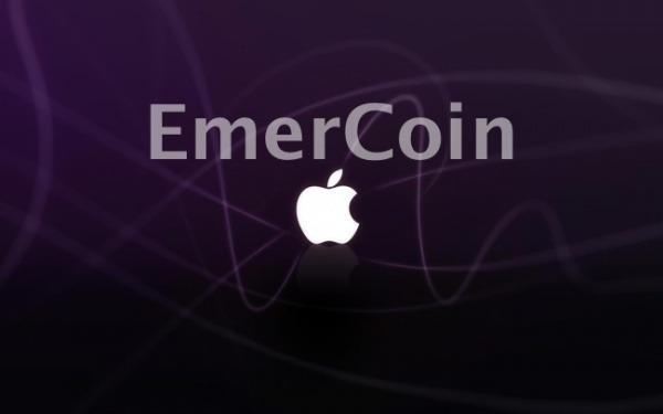 Как почистить блокчейн EmerCoin на Mac Os X