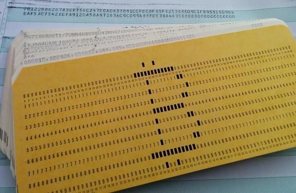 Майнинг биткоинов на 55-летнем мейнфрейме IBM 1401